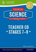 Science for Cambridge Secondary 1 Teachers CD