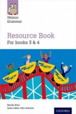 New Nelson Grammar Photocopiable Resource KS2