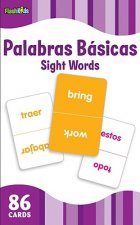 Sight Words  (Flash Kids Spanish Flash Cards)