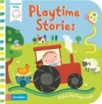 Baby's Finger Trail: Playtime Stories