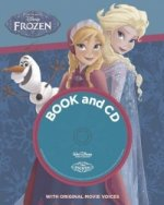 Disney Frozen Book and CD