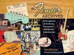 Wheeler Tom the Fender Archives Scrapbook Artifacts Treasure