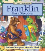 Franklin Has a Sleepover