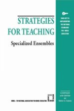 Strategies for Teaching Specialized Ensembles
