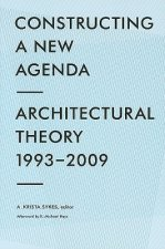 Constructing a New Agenda for Architecture