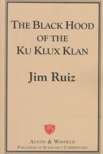 Black Hood of the Ku Klux Klan
