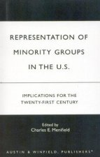 Representation of Minority Groups in the U.S