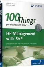 100 Things You Should Know About SAP ERP HCM
