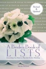 Bride's Book of Lists