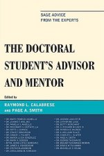 Doctoral StudentOs Advisor and Mentor