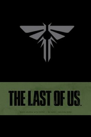 Last of Us Hardcover Ruled Journal