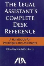 Legal Assistant's Complete Desk Reference