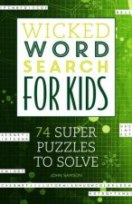 Wicked Word Search for Kids