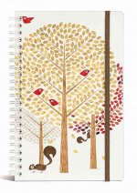 Medium Ahhh Nuts Notebook