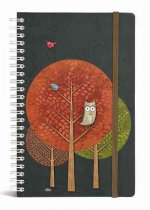 Medium Midnight Snack Notebook