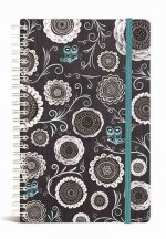 Medium Iron Blossoms Notebook