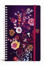Medium Night Garden Notebook
