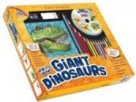 Garry Fleming's How to Draw Giant Dinosaurs