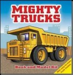Mighty Trucks Book and Model Kit