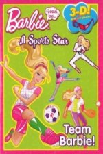 Barbie A Sports Star 3D Picture Story