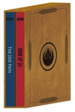 Star Wars- Book of the Sith & Jedi Path Slipcase