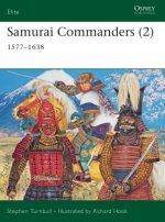 Samurai Commanders