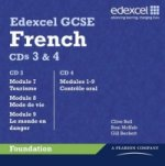 Edexcel GCSE French Foundation Audio CD Pack