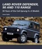 Land Rover Defender, 90 and 110 Range