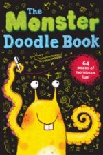 Monster Doodle Book