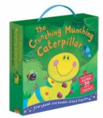 Crunching Munching Caterpillar: Storybook and Double-Sided Jigsaw