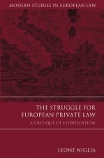 Struggle for European Private Law