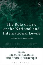 Rule of Law at the National and International Levels