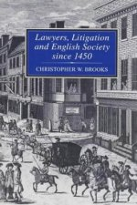 Lawyers, Litigation and English Society Since 1450