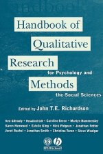 Handbook of Qualitative Research Methods for Psychologists and the Social Sciences
