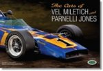 Cars of Vel Miletich and Parnelli Jones