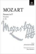 Sonata in F K.332