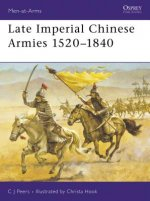 Late Imperial Chinese Armies, 1520-1840