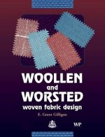 Woolen and Worsted Woven Fabric Design