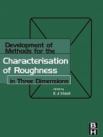 Development of Methods for Characterisation of Roughness in Three Dimensions