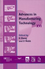 Advances in Manufacturing Technology XVI