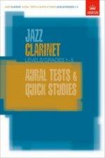 Jazz Clarinet Aural Tests and Quick Studies