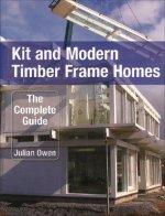 Kit and Modern Timber Frame Homes