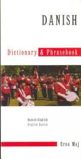 Danish-English / English-Danish Dictionary & Phrasebook