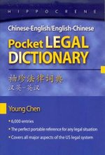 Chinese-English English-Chinese Pocket Legal Dictionary