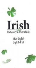 Irish-English / English-Irish Dictionary & Phrasebook