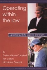 Operating within the Law