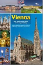 Vienna - Easy walks to the sights of the Imperial City. Spaziergänge durch die Kaiserstadt Wien, englische Ausgabe