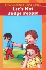 Let´s Not Judge People