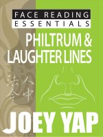Face Reading Essentials - Philtrum & Laughter Lines