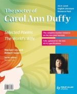 AS/A-Level English Literature: The Poetry of Carol Ann Duffy Teacher Resource Pack